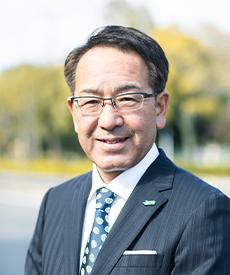 代表取締役川本 洋征